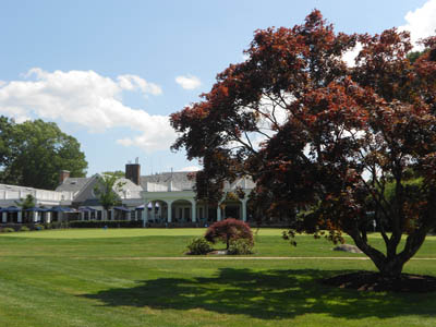 Hackensack Golf Club Clubhouse
