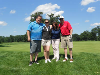 Hackensack Golf Outing Foursome #1