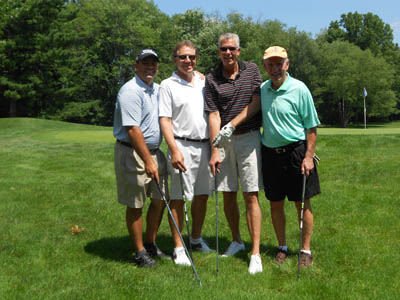 Hackensack Golf Outing Foursome #4