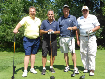 Hackensack Golf Outing Foursome #5
